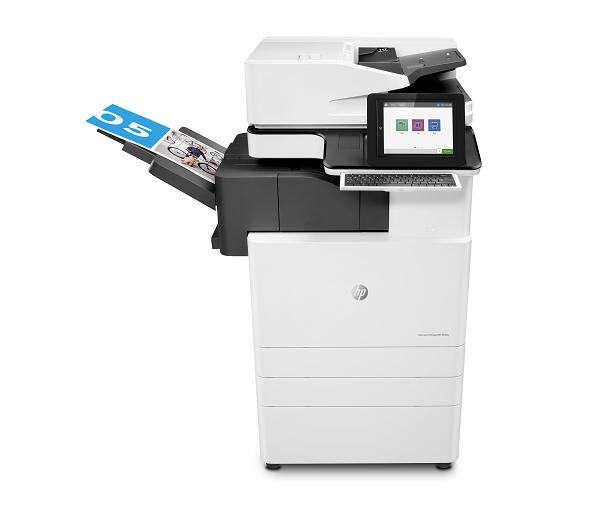Máy in Laser màu đa chức năng không dây HP Color LaserJet Managed MFP E87650z