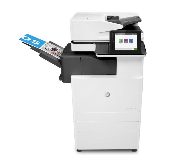Máy in Laser màu đa chức năng không dây HP Color LaserJet Managed MFP E87660dn