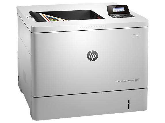 Máy in Laser màu HP LaserJet Enterprise Color M553DN