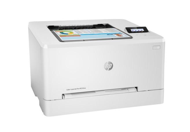 Máy in Laser màu không dây HP Color LaserJet Pro M254NW