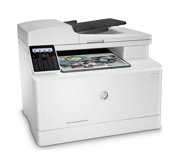 Máy in Laser màu đa chức năng không dây HP Color LaserJet Pro MFP M181fw