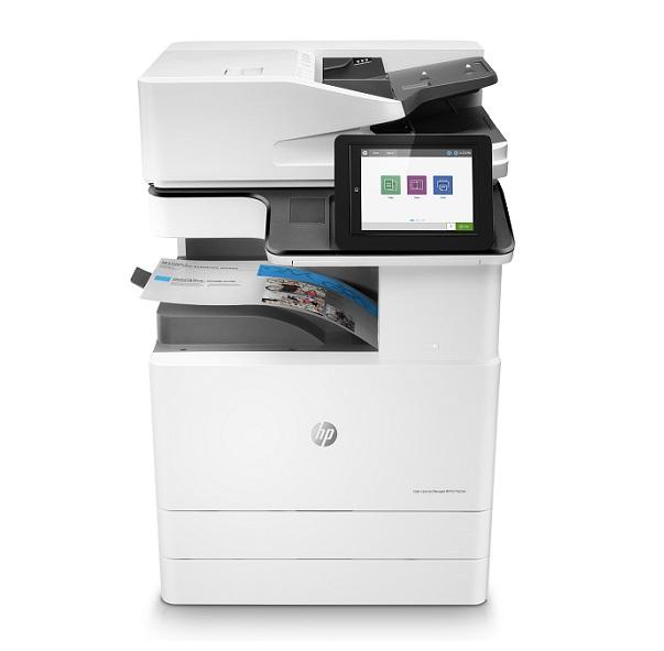 Máy in Laser màu đa chức năng không dây HP Color LaserJet Managed MFP E77822dn