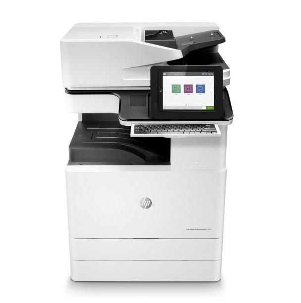 Máy in Laser màu đa chức năng không dây HP Color LaserJet Managed MFP E77822z
