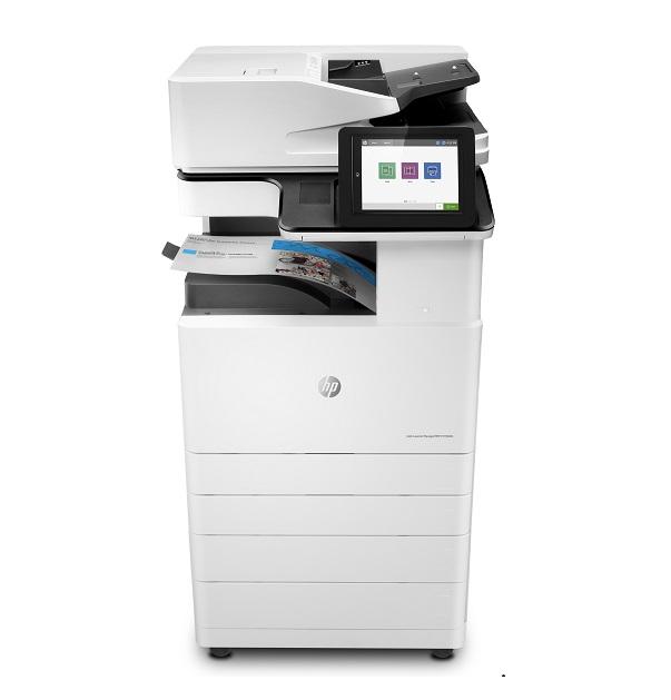 Máy in Laser màu đa chức năng không dây HP Color LaserJet Managed MFP E77830z