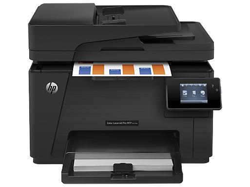 Máy in Laser màu không dây HP Color LaserJet Pro M177fw