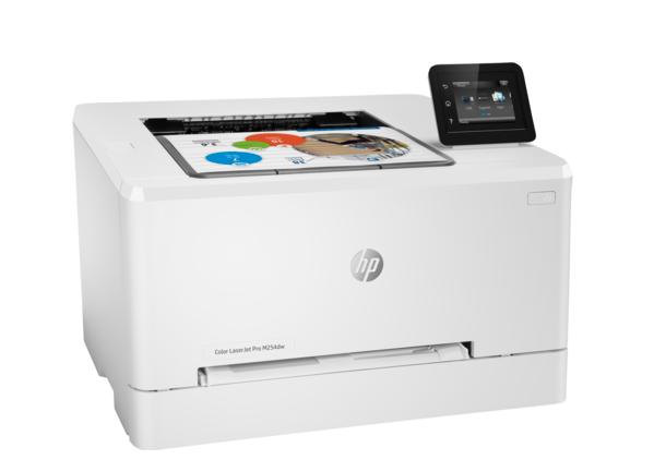 Máy in Laser màu không dây HP Color LaserJet Pro M254dw