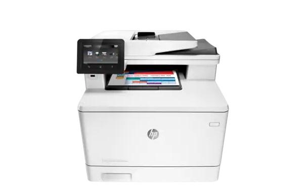 Máy in Laser màu không dây HP Color LaserJet Pro MFP M377DW (M5H23A)