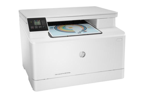Máy in Laser màu HP Color LaserJet Pro MFP M180N Printer (T6B70A)