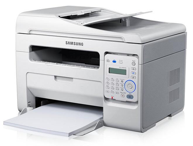 Máy in Laser không dây đa chức năng Samsung SCX-3406FW