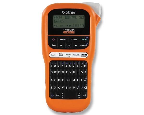 Máy in nhãn cầm tay Brother P-Touch PT-E110VP