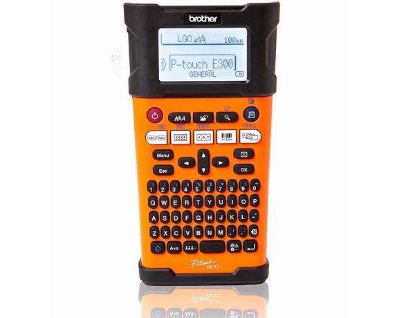 Máy in nhãn cầm tay Brother P-Touch PT-E300VP