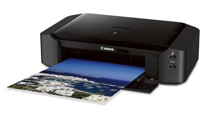 Máy in phun màu không dây Canon PIXMA iP8770