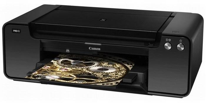 Máy in ảnh khổ A3 Canon PIXMA Pro-1