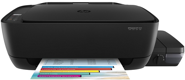 Máy in phun màu đa chức năng không dây HP DeskJet GT 5820 AIO (M2Q28A)