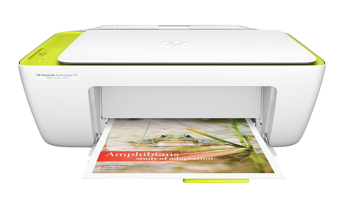 Máy in phun màu đa chức năng HP DeskJet Ink Advantage 2135 All-in-One