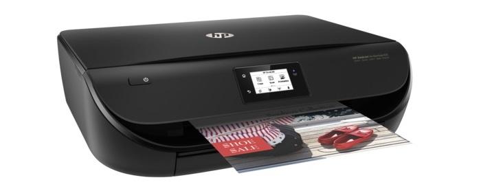 Máy in phun màu đa chức năng Wifi HP Deskjet Ink Advantage 4535 e-AiO