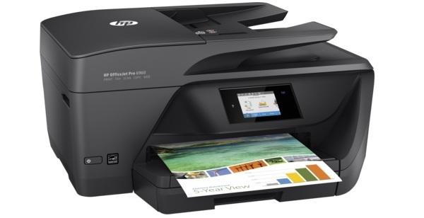 Máy in phun màu đa chức năng không dây HP OfficeJet Pro 6960 AIO (J7K33A)