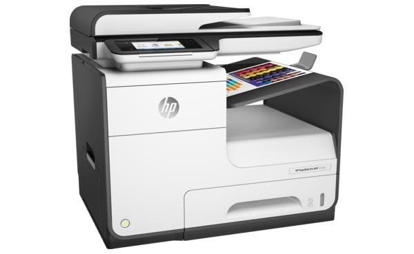 Máy in phun màu đa chức năng HP PageWide Pro 477dw (D3Q20D)