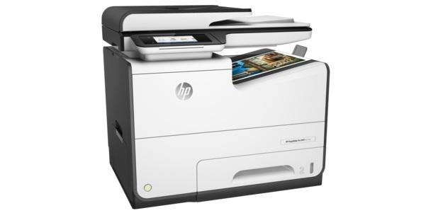 Máy in phun màu đa chức năng không dây HP PageWide Pro 577dw (D3Q21D)