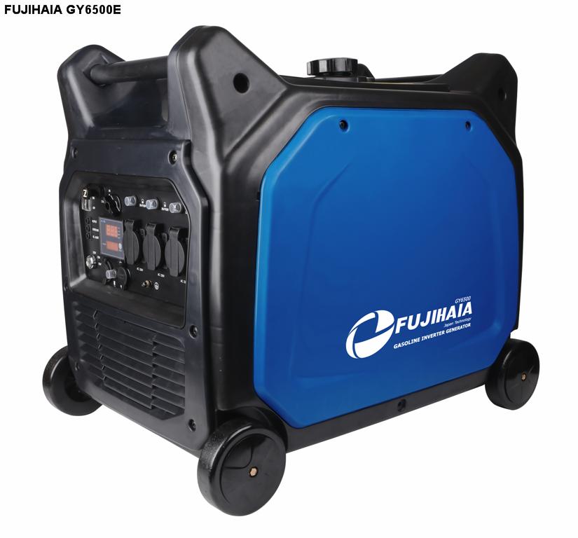 Máy phát điện biến tần kỹ thuật số FUJIHAIA GY6500E
