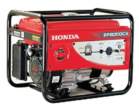 Máy phát điện công suất 7KVA HONDA EP8000EX/CX