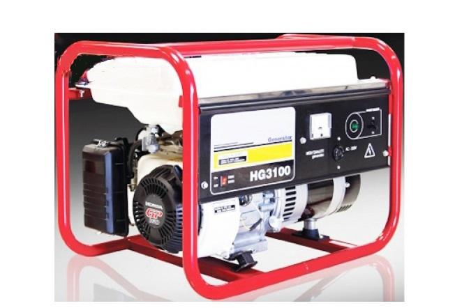 Máy phát điện và công nghiệp 2.3KVA HONDA HG3100