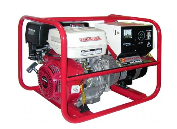 Máy phát điện công suất 3.3KVA HONDA SH4500