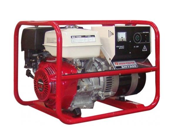 Máy phát điện công suất 6KVA HONDA SH7500
