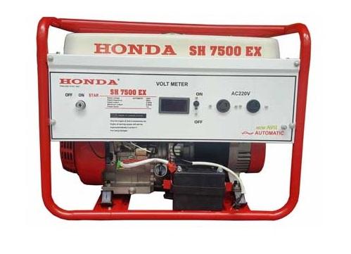 Máy phát điện công suất 6KVA HONDA SH7500EX