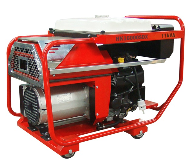 Máy phát điện công suất 14KVA Kohler HK16000TDX(OP)