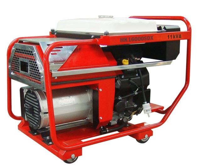 Máy phát điện công suất 11KVA Kohler HK16000SDX(OP)