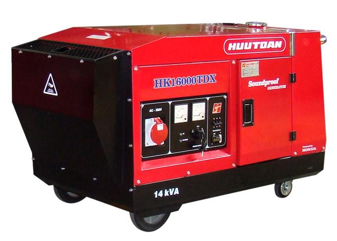 Máy phát điện công suất 14KVA Kohler HK16000TDX(SP)