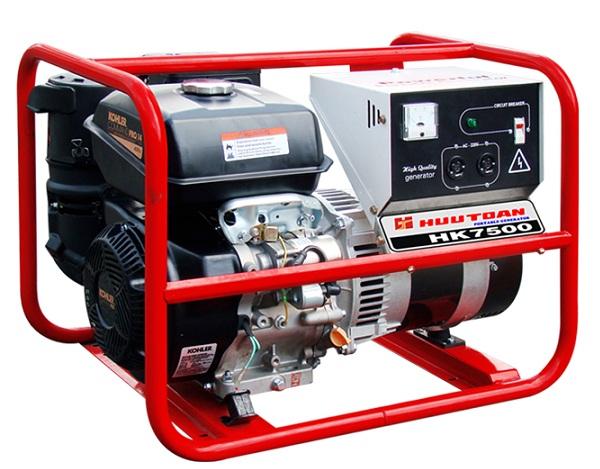 Máy phát điện công suất 6KVA Kohler HK7500
