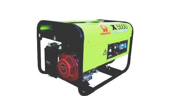 Máy phát điện 4.3KVA PRAMAC X5000