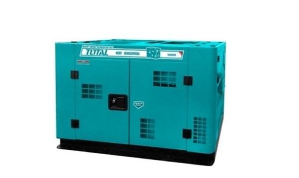 Máy phát điện dùng dầu Diesel 11KW TOTAL TP2100K6