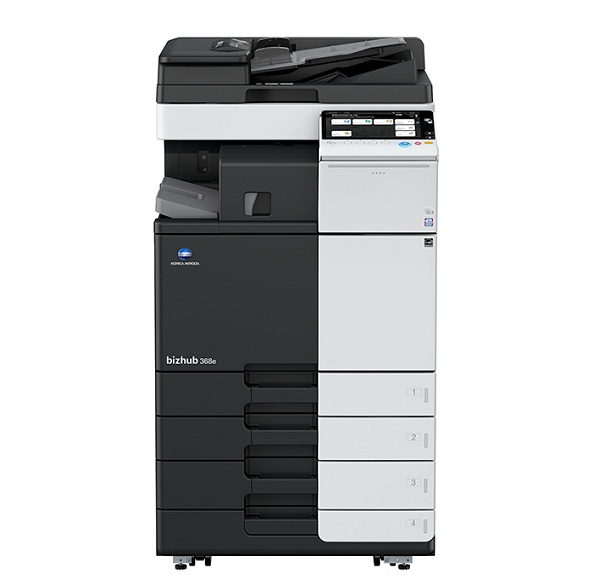Máy Photocopy KONICA MINOLTA Bizhub-368e