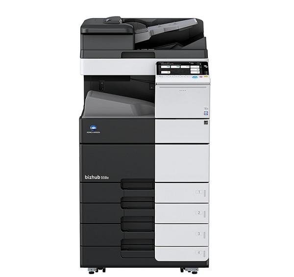 Máy Photocopy KONICA MINOLTA Bizhub-558e