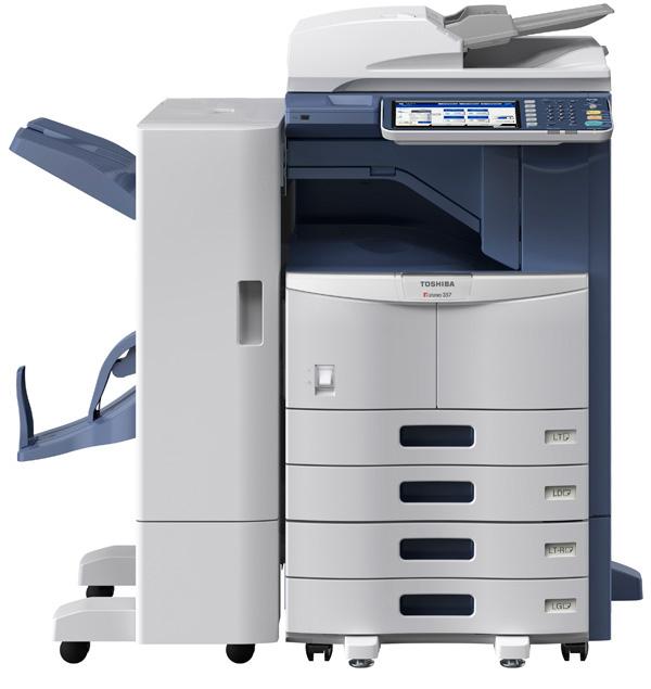 Máy photocopy khổ A3 TOSHIBA e-STUDIO 357