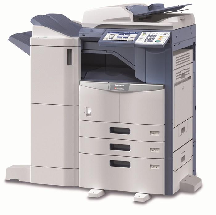 Máy photocopy khổ A3 TOSHIBA e-STUDIO 457