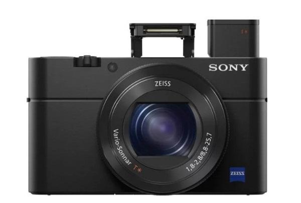 Máy ảnh SONY CYBER-SHOT DSC-RX100M5