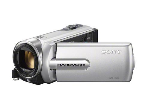 Máy quay phim sử dụng thẻ nhớ SONY DCR-SX22E