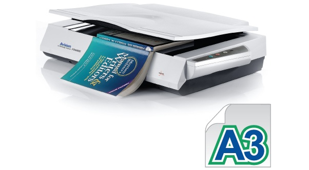Máy quét sách khổ A3 AVISION FB6280E