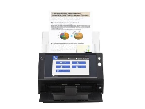 Máy quét hai mặt Fujitsu Network Scanner N7100 (PA03706-B001)