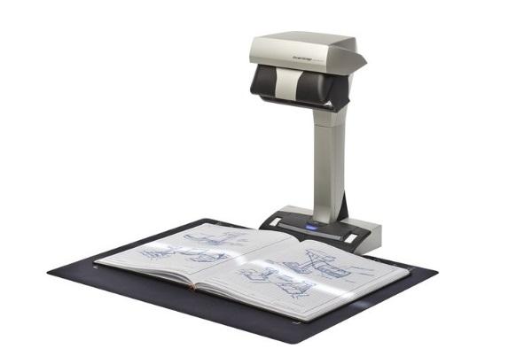 Máy quét sách Fujitsu Scanner SV600 (PA03641-B301)