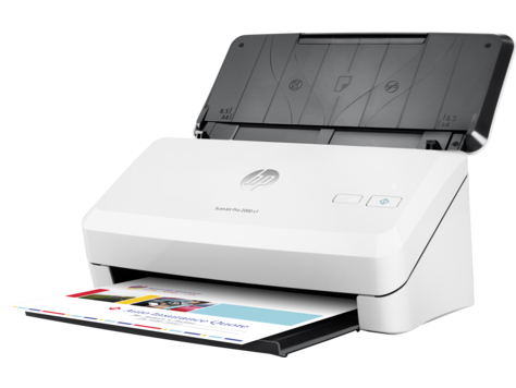 Máy quét HP Scanjet Pro 2000 s1 Sheet-feed Scanner