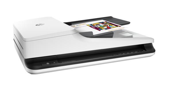 Máy quét 2 mặt HP ScanJet Pro 2500 f1