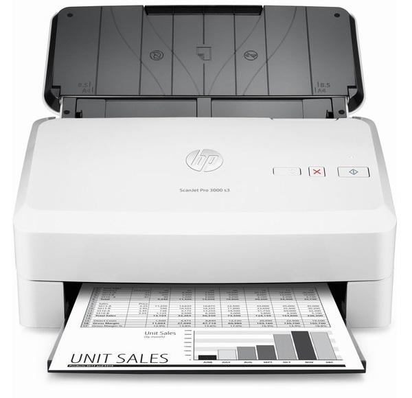 Máy quét HP Scanjet Pro 3000 s3 Sheet-feed Scanner