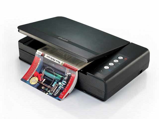 Máy quét sách Plustek OB4800