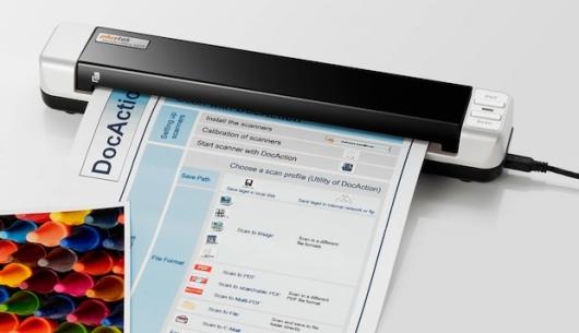 Máy quét Mobile Plustek S410