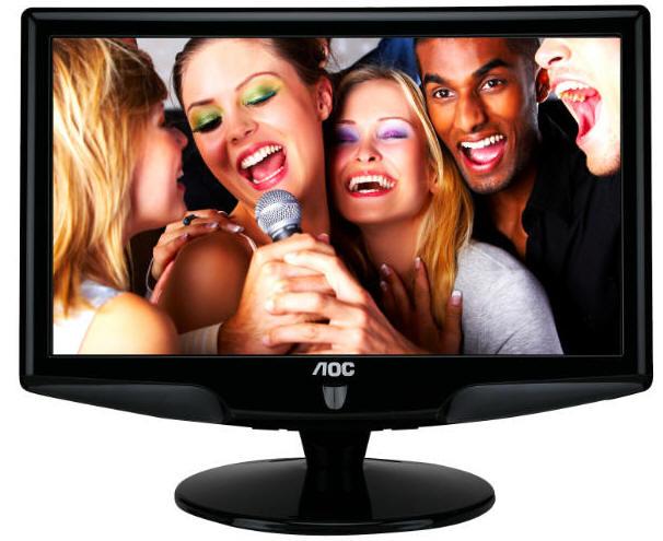 Màn hình LCD 18.5 inch, wide (16:9) AOC 931SWL